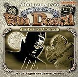 Professor Van Dusen: Das Gefängnis des Grafen Dracula Folge 17 (Audio CD)