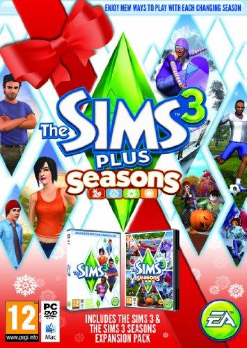 Die Sims 3 Die Sims 3: Jahreszeiten - Expansion Pack [britische Import]