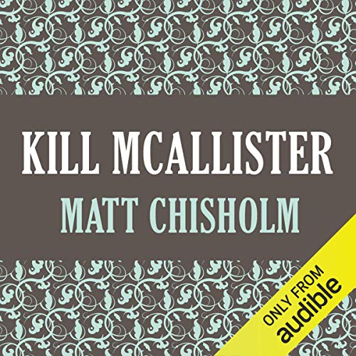 Kill McAllister cover art