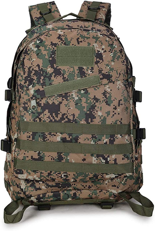 LL Rucksack Sport Outdoor Bergsteigen Tasche Tactical Camouflage Wasserdichte Rucksack 3D Tasche 40L