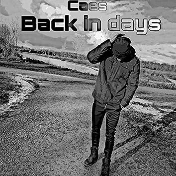 Back In Days