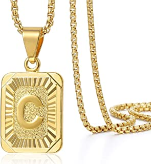 Best c gold pendant Reviews