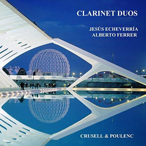 Jesús Echeverría de Miguel & Alberto Ferrer Martínez