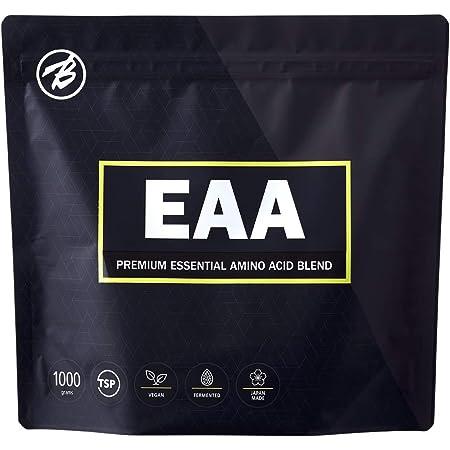 バルクスポーツ 必須アミノ酸 EAA パウダー 1,000g(EAA 6,000mg x 166食分) ノンフレーバー トリプトファン不使用