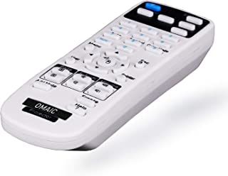 OMAIC Projector Remote Control for Epson Projectors BrightLink 575Wi, 585Wi, 595Wi Bright Link