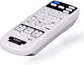OMAIC Projector Remote Control for Epson Projectors BrightLink 575Wi, 585Wi, 595Wi Bright Link