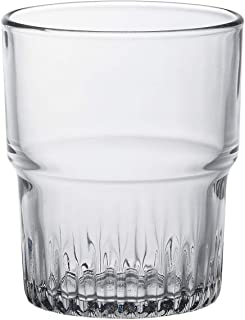 Duralex Lot de 6 verresà eau empilables 200 ml