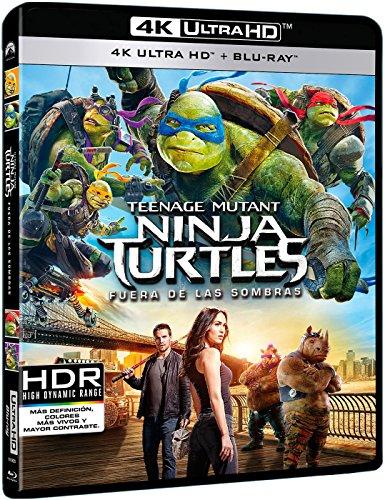 Ninja Turtles: Fuera De Las Sombras (4K Ultra HD) [Blu-ray]