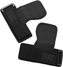Abaodam 2 stks T Vorm Gewichtheffen Handschoenen Horizontale Bar Slip- proof Handschoen Gym Training Supplies voor Vrouwen...