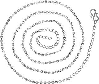 Goldfish Belly Chain American Diamond Belly Chain Waist Chain kamarband for Girls Women