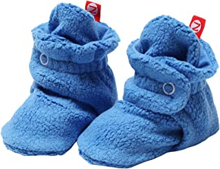 Unisex-Baby Newborn Cozie Fleece Bootie