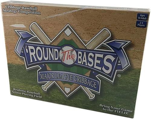 precios bajos Round the Bases  Major League League League Cribbage  Venta en línea precio bajo descuento