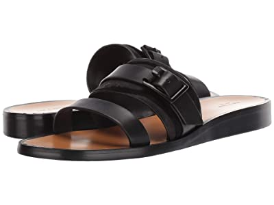 rag & bone Arley Sandal (Black Zebra) Women