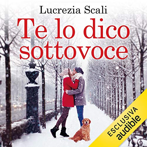 Te lo dico sottovoce audiobook cover art