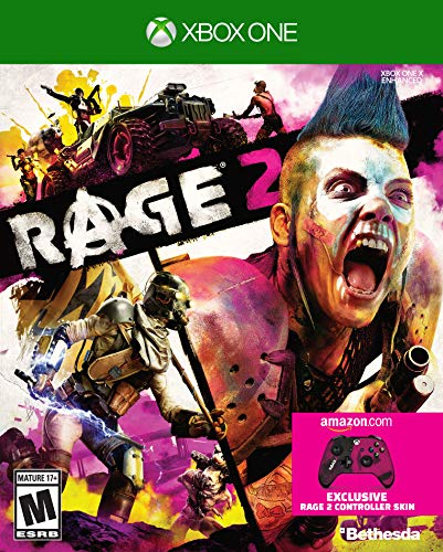 Rage 2 - Xbox One [Amazon Exclusive Bonus]