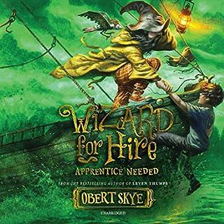 Apprentice Needed audiobook cover art