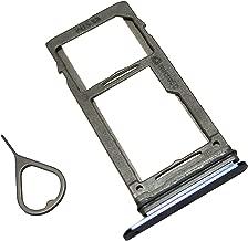 Micro SD Card Slot Single Sim Card Tray Holder Replacement for Samsung Galaxy Note9 SM-N960U SM-N960F Blue