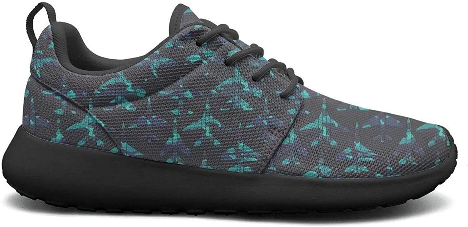 Opr7 Camo Air Force Aircraft bluee Lightweight Running shoes for Mens Sneaker Athletic Soft Sole