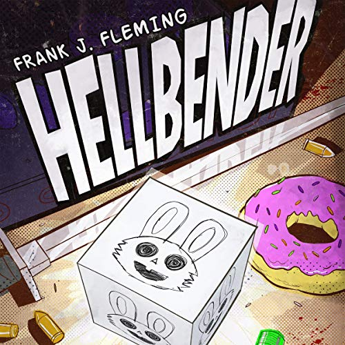 Hellbender audiobook cover art