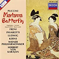 Madama Butterfly (Highlights) by Karajan/Vienna Philharmonic Orch. (1990-10-25)