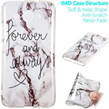 for Huawei Y3 2018 Case, Soft Slim Protective Case Shockproof Anti-Scratch Flexible TPU Cover Protective Phone Case Back Cover for Huawei Y3 2018 (White)