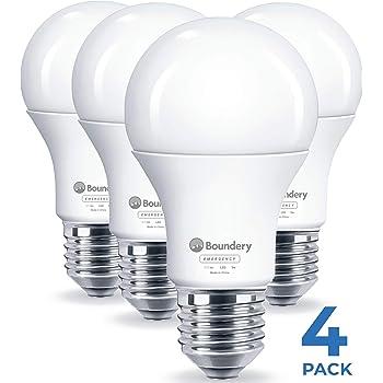 LED Leuchtmittel Glühlampe Lampe 9W 60W 4er-Pack