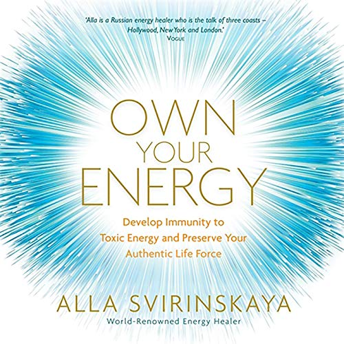 Own Your Energy audiobook cover art
