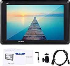 7in 19201200 Camera Field Monitor, VBESTLIFE 4K HDMI Camera Monitor with HDMI and 3G-SDI Interface for Camera, Camcorder, DSLR
