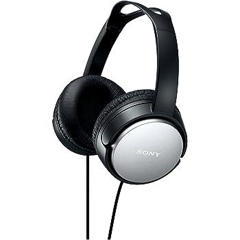 ソニー ヘッドホン MDR-XD150 : 密閉型 屋内用(テレビ・オーディオ用) ブラック MDR-XD150 B