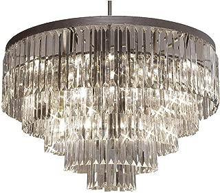 Palladium Empress Crystal (tm) Glass Fringe Chandelier Chandeliers Lighting