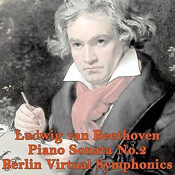 Ludwig Van Beethoven, Piano Sonata No.2, Op. 2 No.2