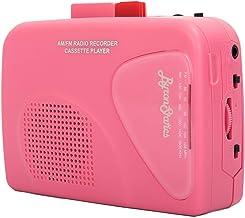 Byron Statics Walkman Cassette Player Portable Cassette Players Recorders Am FM Radio..