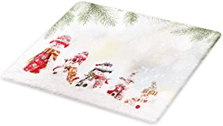 Best glass cutting board christmas Reviews