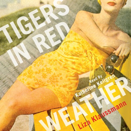 Tigers in Red Weather Titelbild