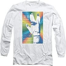 Star Trek: The Next Generation Sarek Juan Ortiz Poster Unisex Adult Long-Sleeve T Shirt For Men and Women