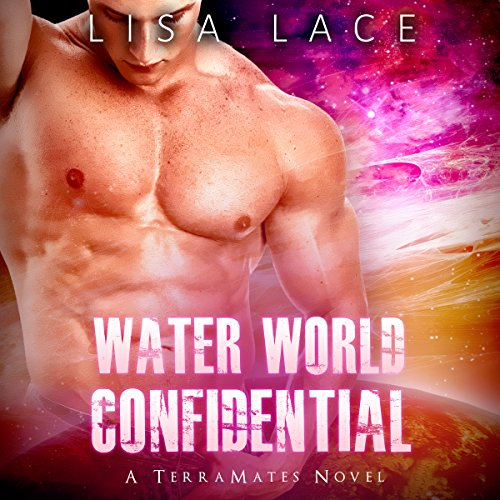 Water World Confidential: A SciFi Alien Mail Order Bride Romance audiobook cover art