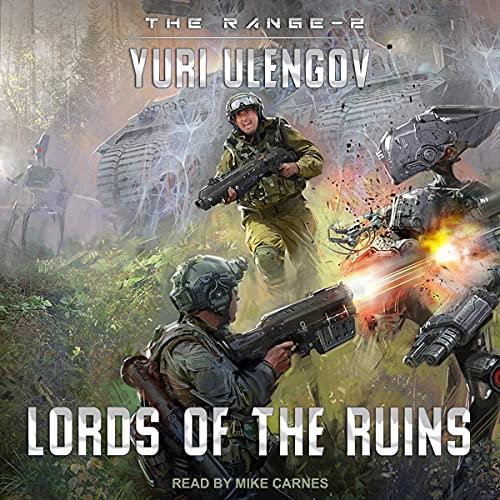 Lords of the Ruins Audiobook By Yuri Ulengov, Ksenia Akulova - translator cover art