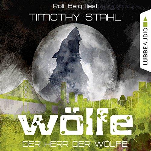 Der Herr der Wölfe audiobook cover art