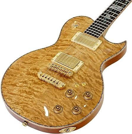 Aria Pro II PE-780 N Natural エレキギター
