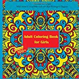 Adult Coloring Book for Girls Mandala 100+ pages - What seems to us as bitter trials are often blessings in disguise.