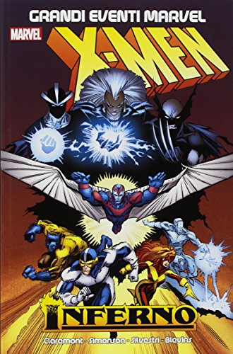 Inferno. X-Men