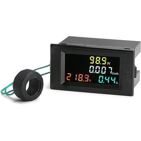 Droking Ac 80 300v Digitalanzeigen Multimeter 100a Elektronik
