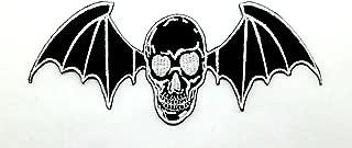 Wasuphand AVENGED SEVENFOLD Folk Metal Music Band Iron On Embroidered Patch Applique DIY Denim Bag Jacket Vest Cap
