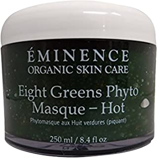 Eminence Eight Greens Phyto Masque, Hot, 8.4 Ounce
