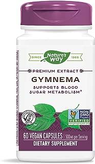 Nature's Way Gymnema Capsules, 500 mg, 60 Count