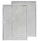 Broan Model BPS1FA36 Range Hood Filter 11-3/4' X 17-1/4' X 3/8' Replacement for NuTone Allure 36' WS1 and...