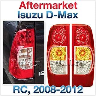 Juego de 2 luces traseras para D-Max RC 2008 – 2012 Ute de repuesto