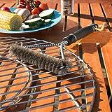 Zoom IMG-2 bruzzzler 200100001072 setole spazzola barbecue