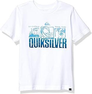 Quiksilver Boys` Little Triple Up Tee