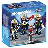 Playmobil 5366 City Action Fire Rescue Crew